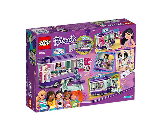 LEGO Friends Emmas Konststativ
