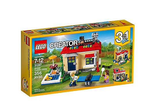 LEGO Creator - Modulset: Poolsemester