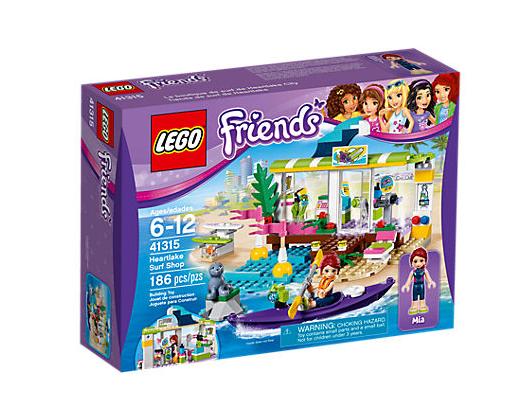 LEGO Friends Heartlake Surfshop