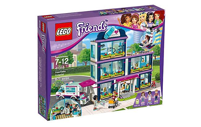 LEGO Friends Heartlakes Sjukhus