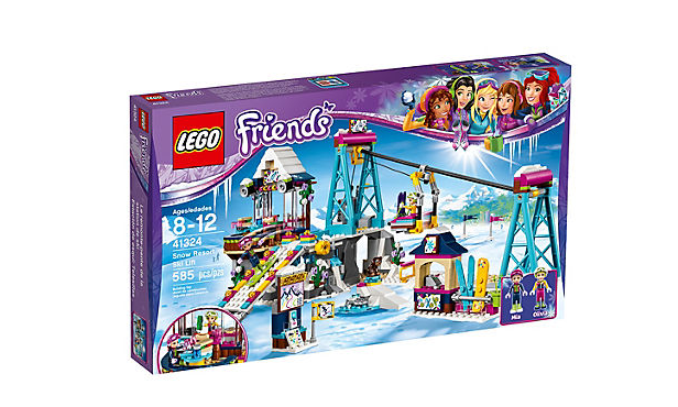 LEGO Friends Vinterresort Skidlift