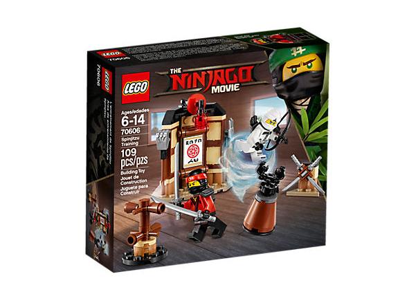 LEGO Ninjago Spinjitzuträning