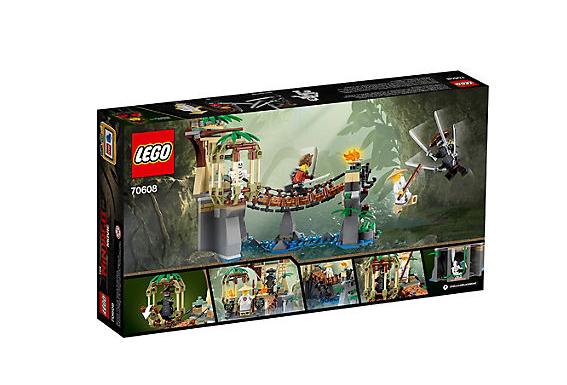 LEGO Ninjago Mästarfallen