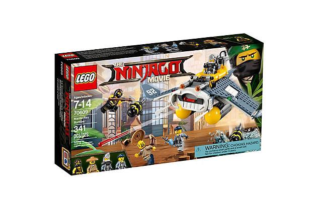 LEGO Ninjago Bombrocka