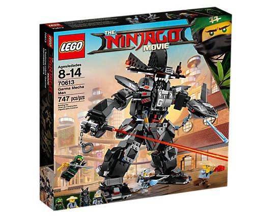LEGO Ninjago Garmarobot