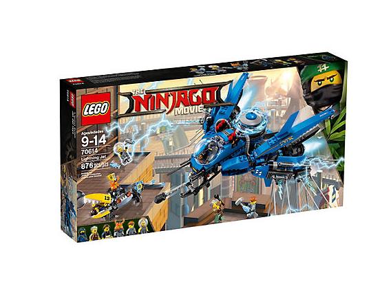 LEGO Ninjago Blixtjet