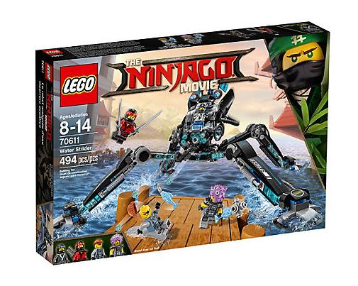 LEGO Ninjago Vattenlöpare