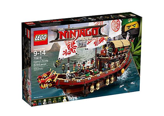 LEGO Ninjago Ödets Gåva