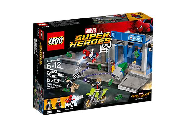 LEGO Super Heroes Bankomatkupp