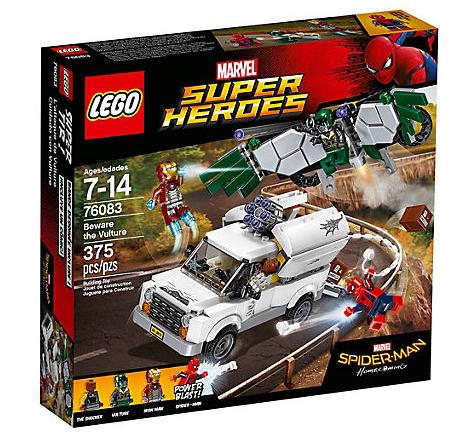 LEGO Super Heroes Varning för Vulture