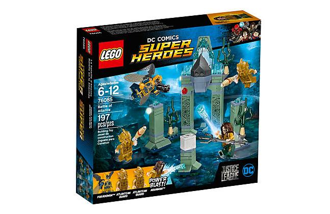 LEGO Super Heroes Striden om Atlantis