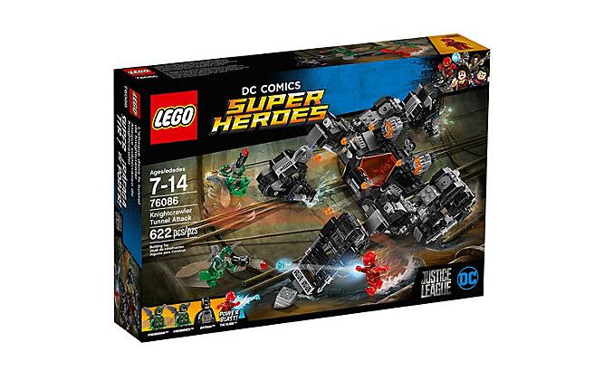 LEGO Super Heroes Knightcrawler Tunnelattack