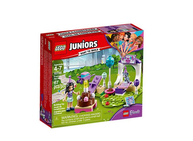 LEGO Juniors Emmas Husdjursparty