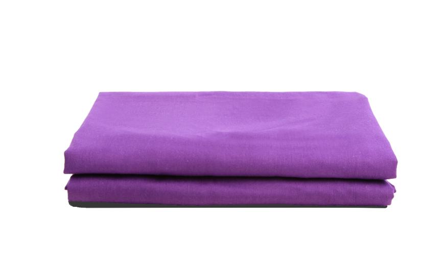 Sleepbag Lakan 2-pack - Lila