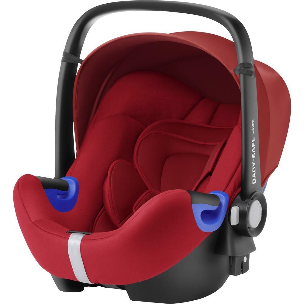 Römer baby-safe i-size autostol - flame red, 3 stk. på lager fra Rã–mer fra pixizoo
