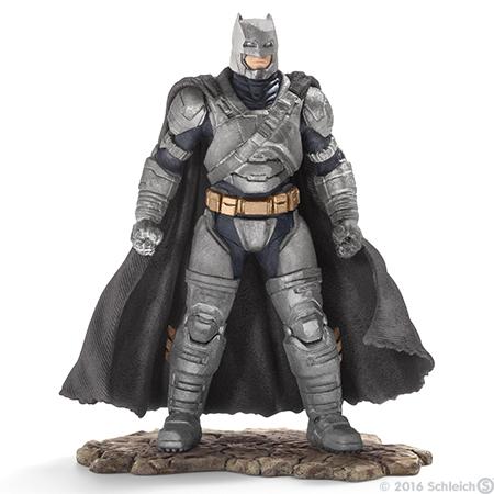 Schleich – Schleich - batman (batman vs. superman), 3 stk. på lager på pixizoo