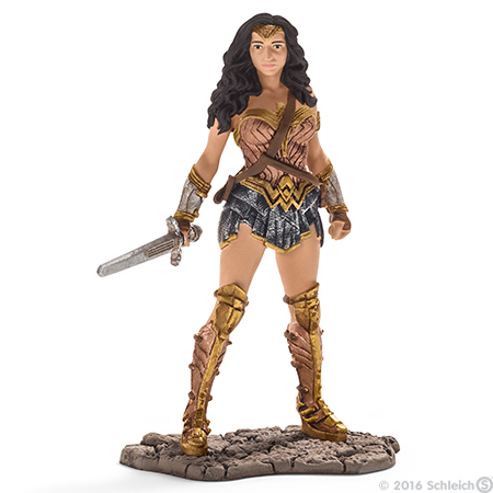 Schleich Schleich - wonder woman (batman vs. superman), 1 stk. på lager på pixizoo