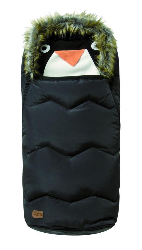 Voksi urban - melange black w/fur, 2 stk. på lager fra Voksi fra pixizoo