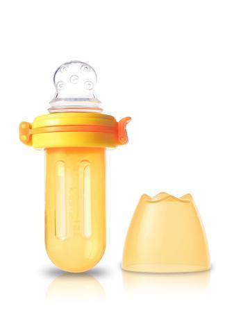 Kidsme Food Squeezer - Orange