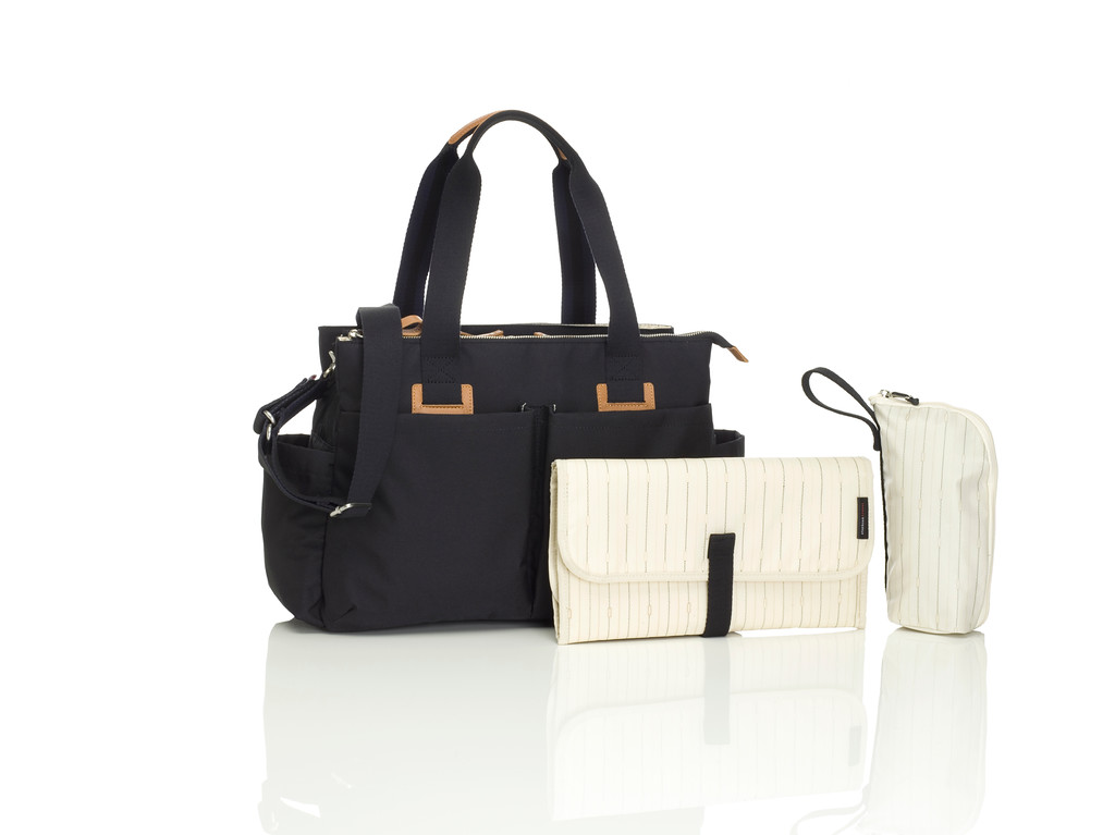Storksak Shoulder Bag Skötväska - Black