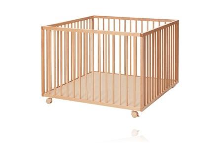 Baby Dan Comfort Lekhage 99x99 cm - Natur