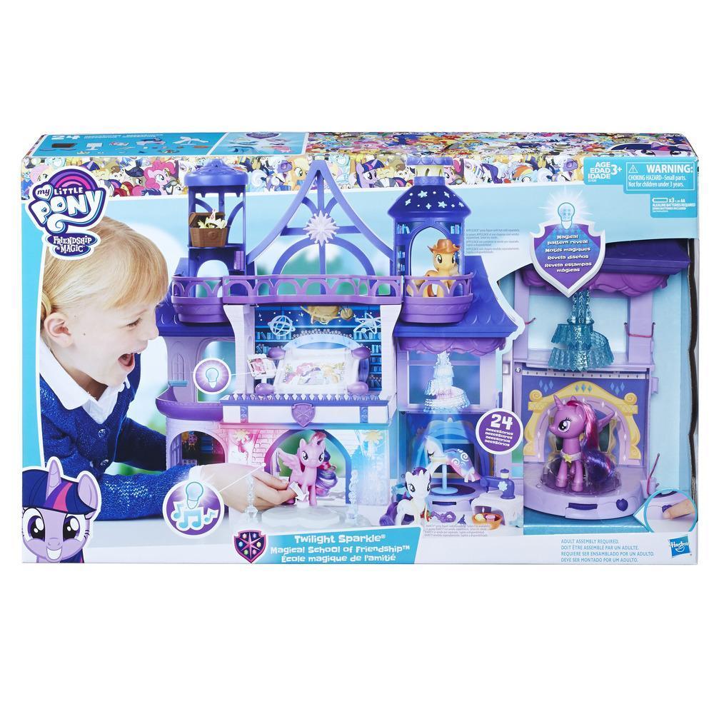 My Little Pony Twilight Magical School Of Friendsh