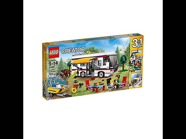 Lego Creator Semesterställen