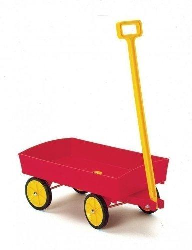 Dantoy legevogn m. gummihjul, +10 stk. på lager fra Dantoy på pixizoo