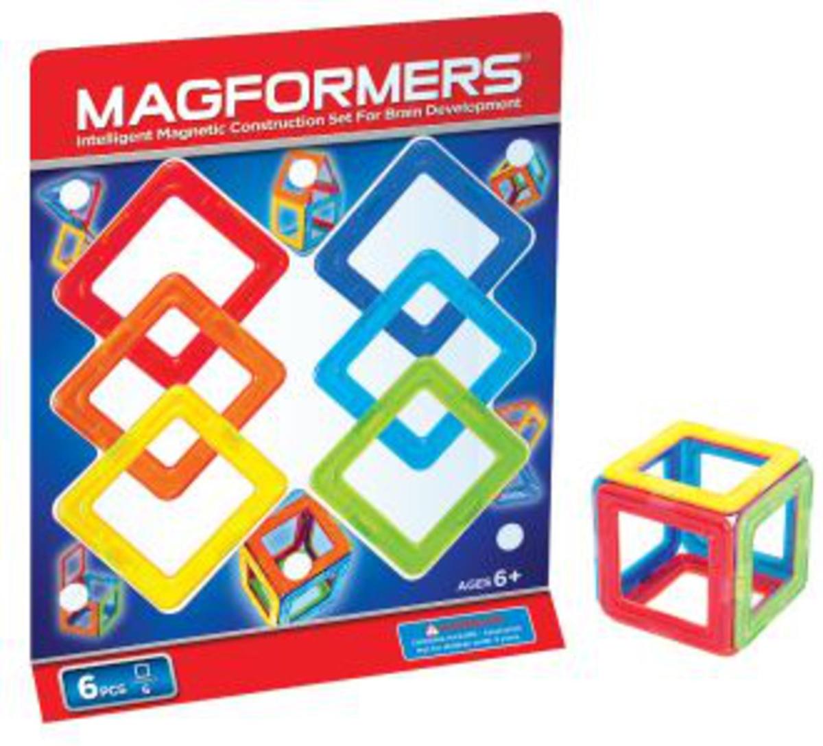 Magformers Byggsats 6