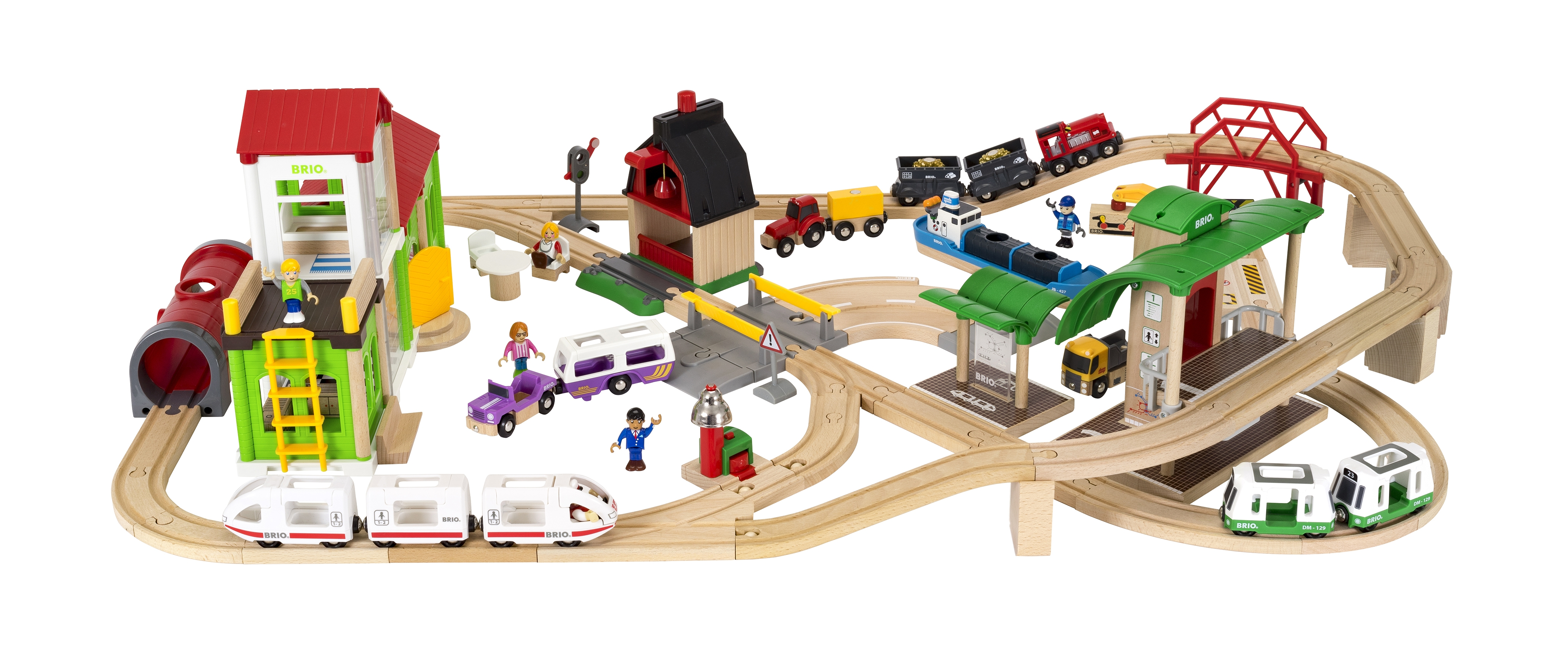 BRIO World Deluxe Set