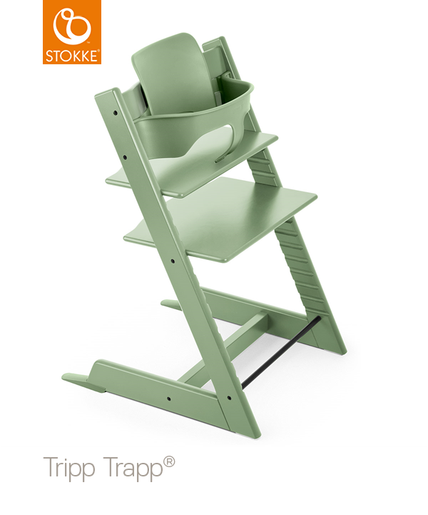 Stokke Tripp Trapp Babyset - Ljus Grön