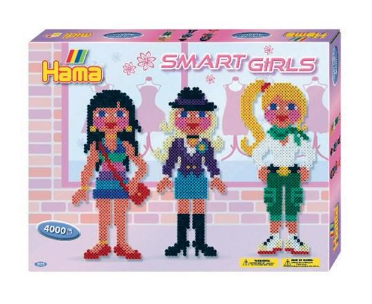 Hama Hama midi gaveæske smart girls /13, 1 stk. på lager på pixizoo