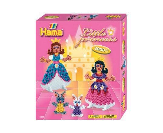 Hama – Hama midi æske prinsesser/13, 2 stk. på lager på pixizoo