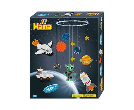 Hama – Hama gaveæske - space uro /14, 4 stk. på lager på pixizoo