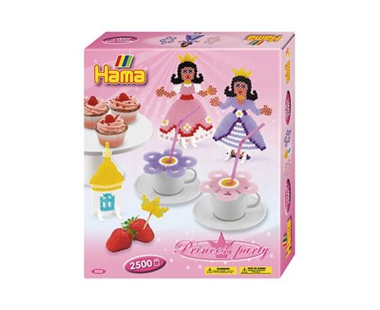 Hama Hama midi gaveæske princess party /15, 3 stk. på lager fra pixizoo