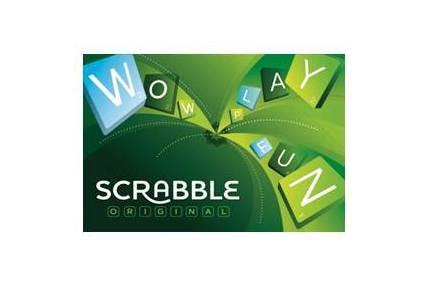 Uno – Scrabble - dansk, 1 stk. på lager på pixizoo