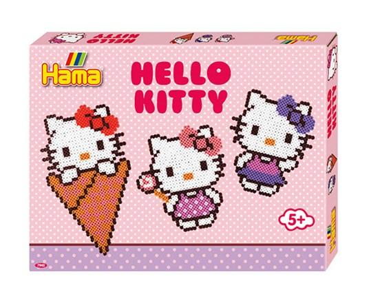 Hama – Hama midi gaveæske hello kitty /15, 3 stk. på lager på pixizoo