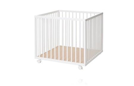 Baby Dan Comfort Lekhage 79x79 cm - Vit