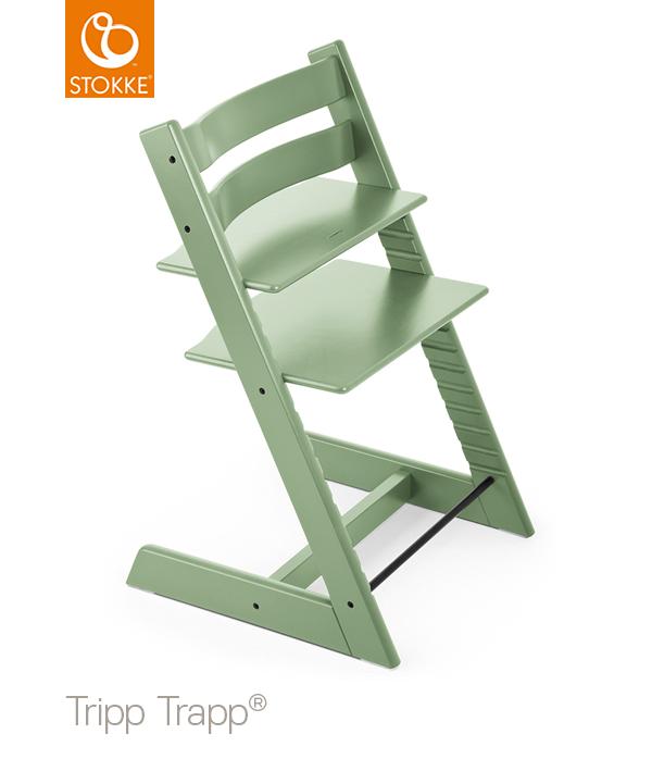 Stokke Tripp Trapp Barnstol - Grön