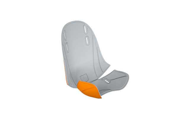 Thule RideAlong Mini Sittdyna - Ljusgrå/Orange