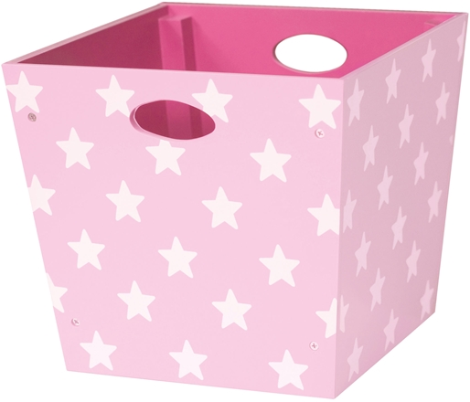 Kids Concept Förvaringsbox Star - Rosa
