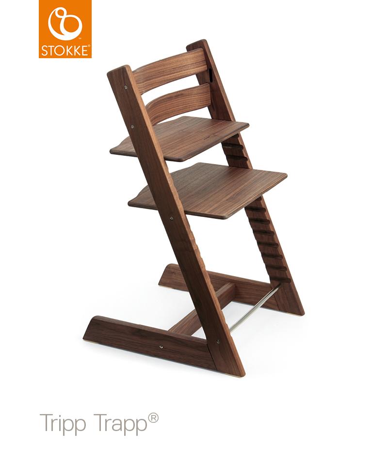 Stokke Tripp Trapp Barnstol - Brun