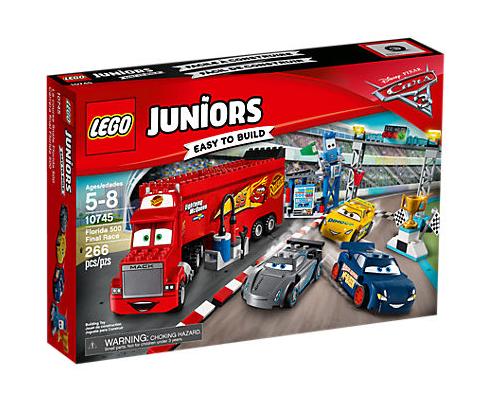 LEGO Juniors (10745) Florida 500 Sista Tävlingen