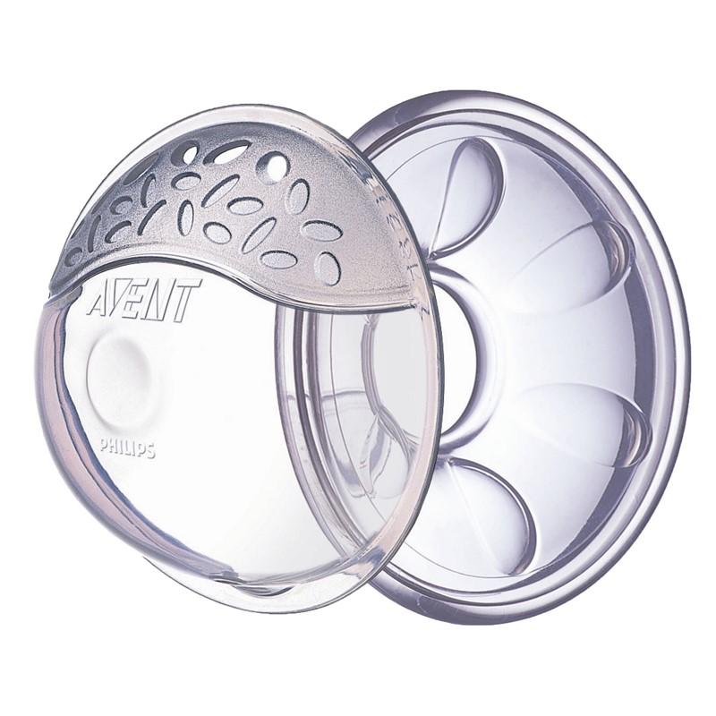 Philips avent isis brystskaller brystpleje, 2 stk. på lager fra Philips avent på pixizoo