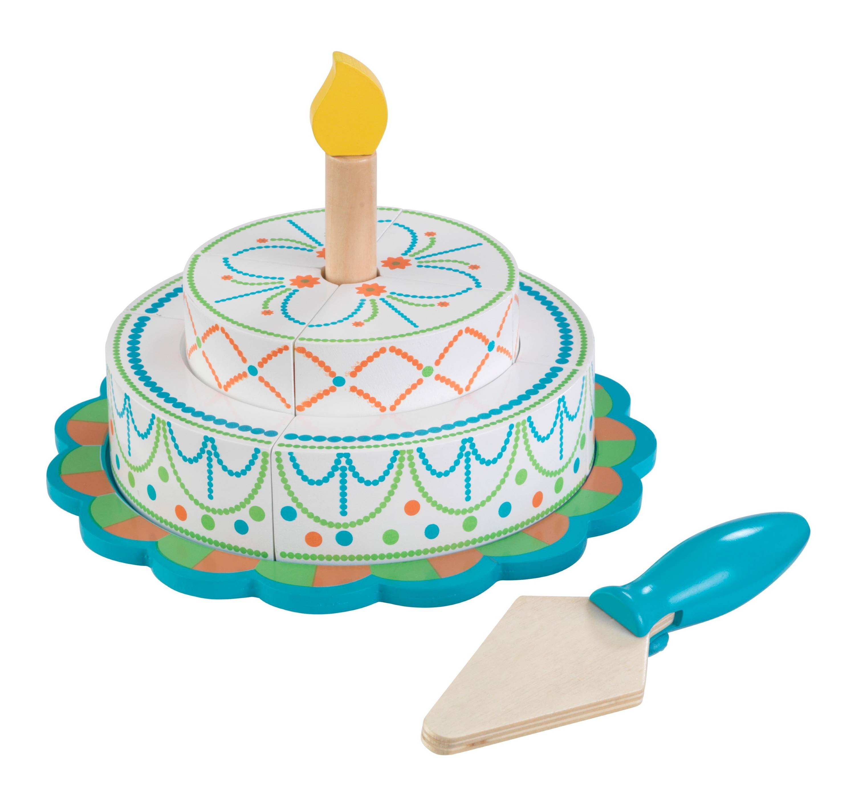 Kidkraft – Kidkraft fest kage - lys, 2 stk. på lager fra pixizoo