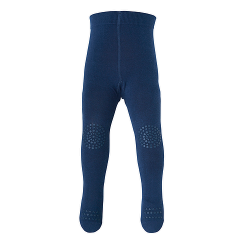 GoBabyGo Strumpbyxor 12-18 mån - Mörkblå
