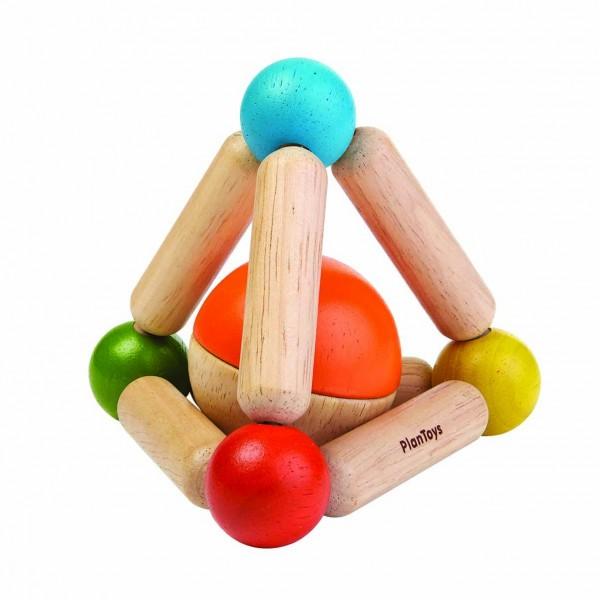 Trekantet gribe legetøj - plantoys, 1 stk. på lager fra Plantoys på pixizoo