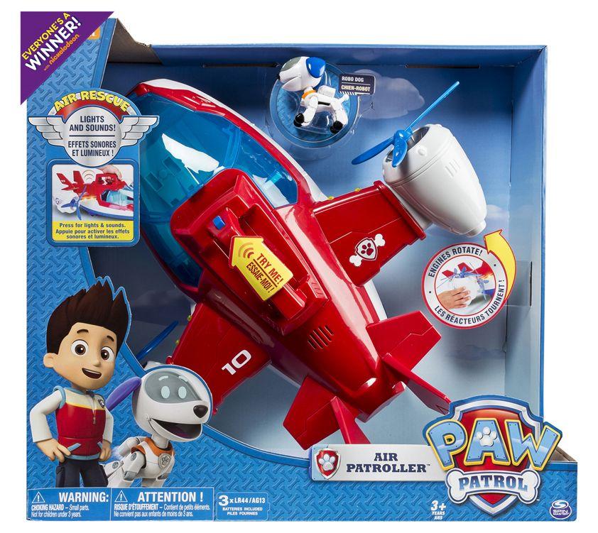 Paw patrol – Air controller legetøj - paw patrol, +10 stk. på lager på pixizoo