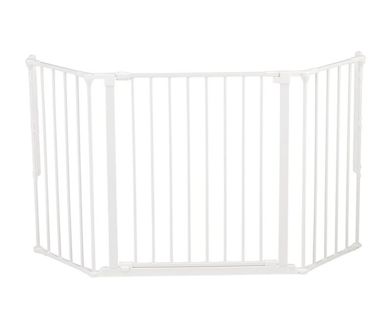 Baby Dan Configure Flex L Säkerhetsgrind - Vit