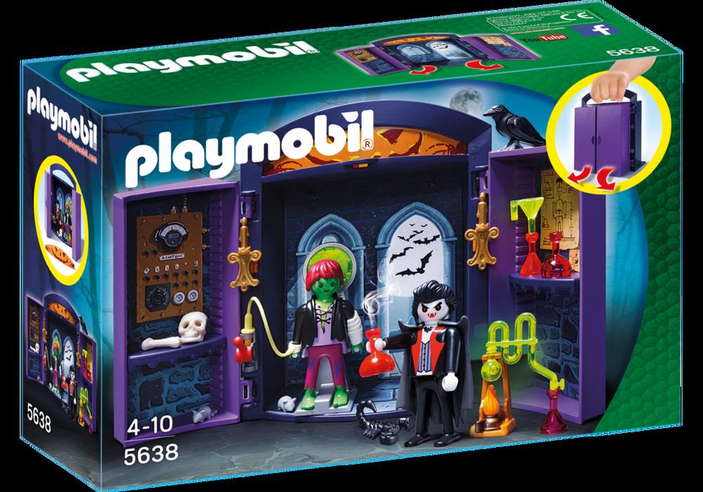 Playmobil – Hjemsøgt hus (5638) - playmobil, 3 stk. på lager fra pixizoo